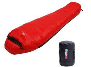LMR寝袋(シュラフ) マミー型